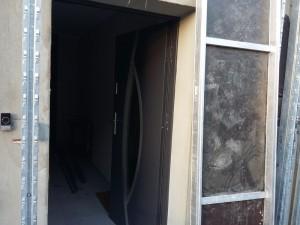 Fasada z paneli stalowych Omega