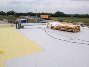 Realizacja pokrycia dachowego