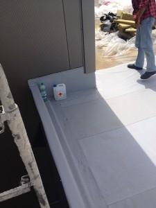 Pokrycie dachowe PVC